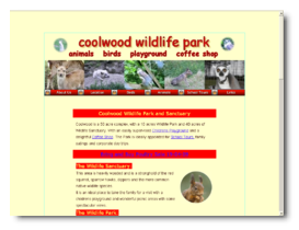 Coolwood Wildlife Park