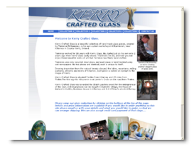 Kerry Crafted Glass